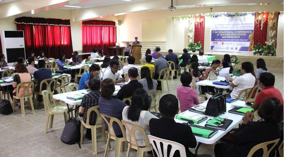 USL hosts 1st int'l confab in teacher education, research